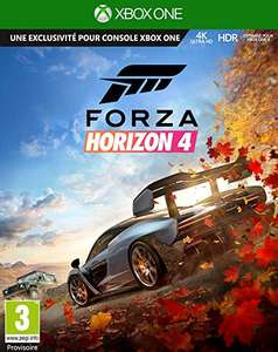 [Prime] Forza Horizon 4 sur Xbox One