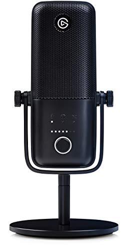 Microphone à condensateur USB Elgato Wave 3