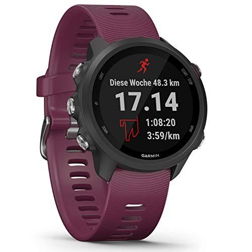 [Prime DE] Montre connectée GPS & Cardio Garmin Forerunner 245 - Merlot
