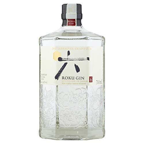 [Prime] Bouteille de Roku Gin Japonais (0.7L)