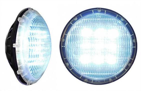 Ampoule LED Eolia pour piscine (PAR56, Blanc froid 44W)