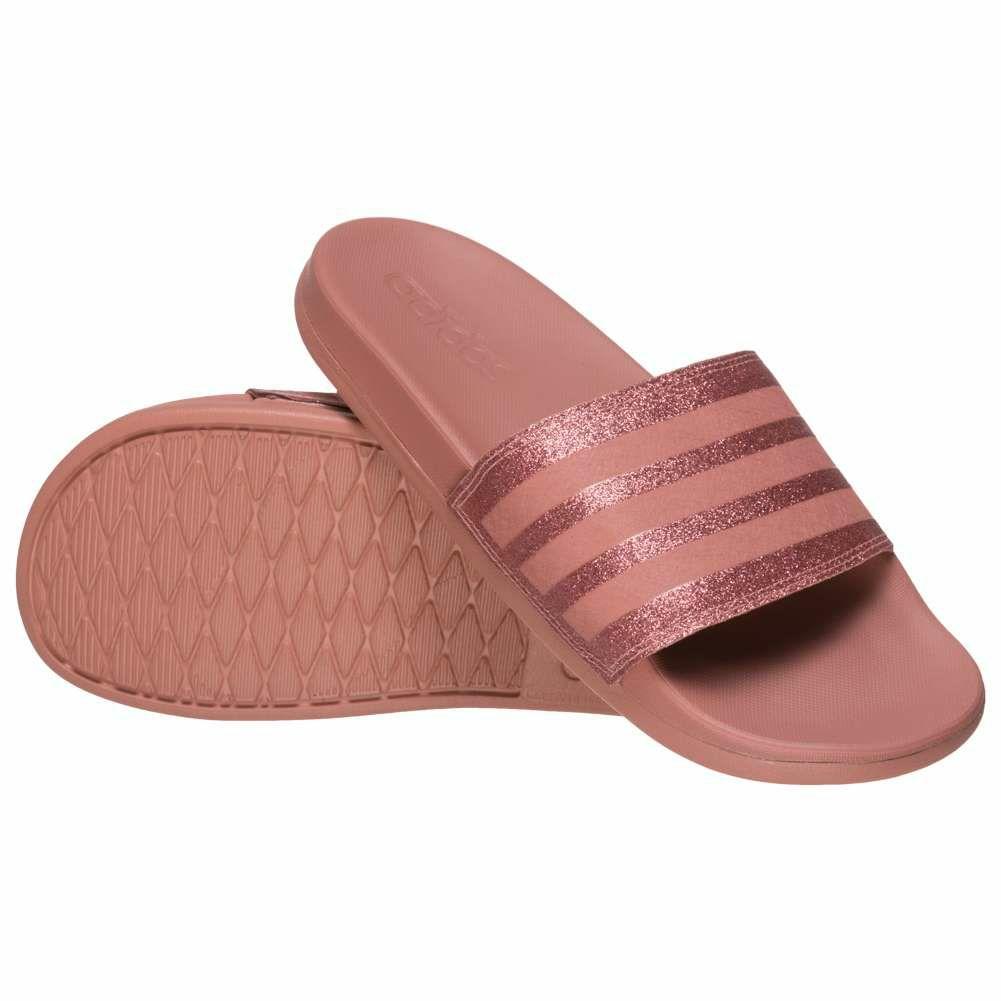 Claquettes Adidas Adiletten Comfort pour Femme (Taille 40 1/2)