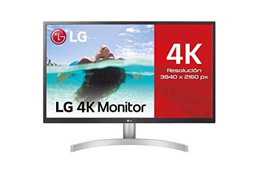 """[Prime ES] Écran PC 27"""" LG 27UL500-W - 4K UHD, Dalle IPS, 60 Hz, 5 ms, HDR10"""