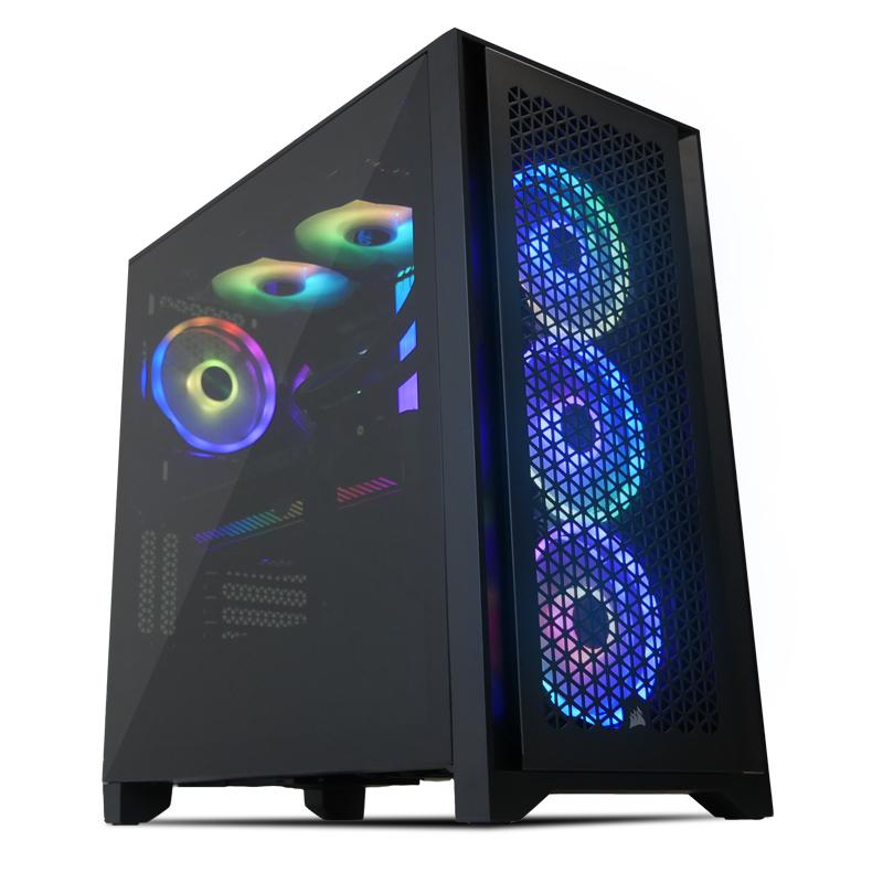 PC fixe gamer BOOM - Ryzen 9 5900X, RTX 3080TI (12Go), 1 To NVME SSD, 16 Go RAM (3600 MHz), MSI B550 Tomahawk, bequiet! 750W Gold, Win10 Pro