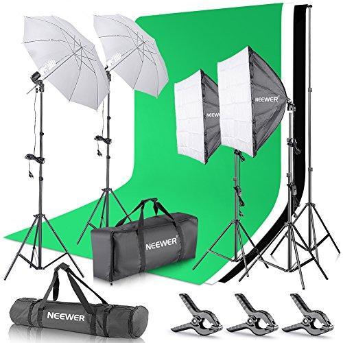 [Prime] Kit pour Studio Photo et Production vidéo (vendeur tiers)