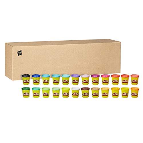[Prime] 24 pots de pate à modeler de couleurs Play-Doh - 24 x 84 g