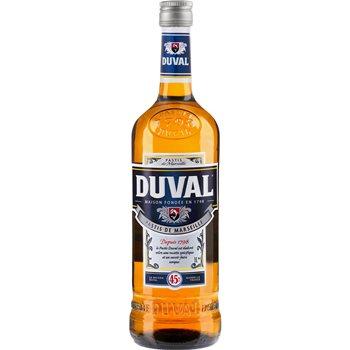 1 bouteille de pastis de Marseille Duval 1L (via Coupon Network et Quoty) - Paridis Nantes (44)