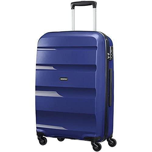 [Prime] Valise American Tourister Bon Air Spinner - 75 cm, 91 L, bleu