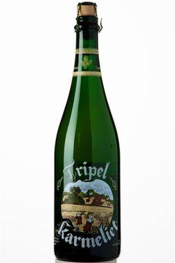 Lot de 3 bouteilles de bière blonde belge Tripel Karmeliet ou ambrée Kwak - 3 x 75 cl