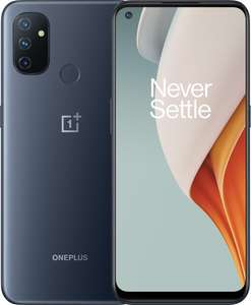 "[Prime IT] Smartphone 6.52"" OnePlus Nord N100 - HD+ 90 Hz, SnapDragon 460, 4 Go de RAM, 64 Go, 5000 mAh, charge 18W"