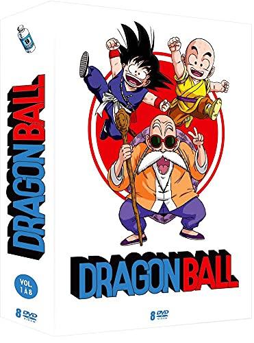 [Prime] Coffret DVD Dragon Ball - Partie 1/3