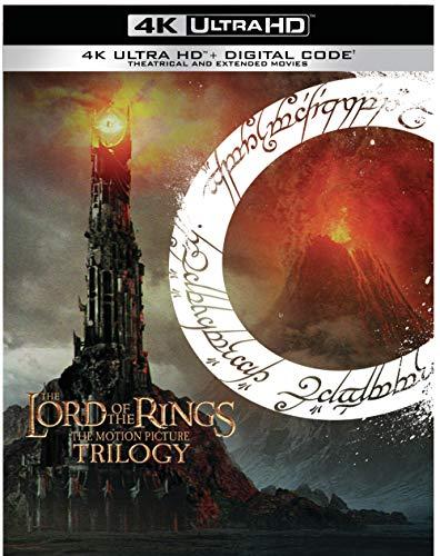 [Prime US] Sélection de Blu-ray 4K en promotion - Ex: Coffret Blu-ray 4K Trilogie Le Seigneur Des Anneaux