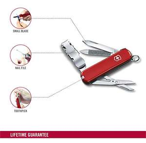 [Prime] Couteau suisse Nail Clip EvoGrip 580