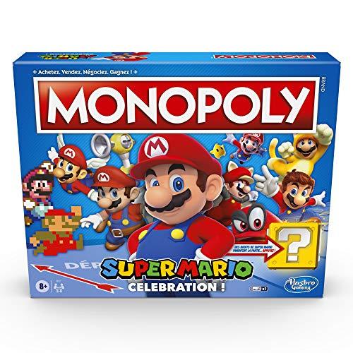 [Prime] Jeu de société Monopoly Super Mario Celebration