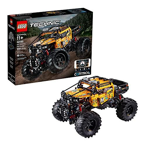 Jouet Lego Technic - Le tout-terrain X-trême 42099 (via coupon)