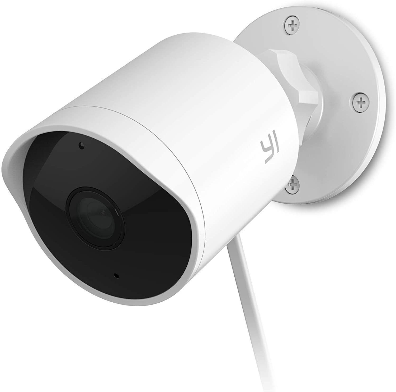 Caméra de surveillance WiFi YI - 1080p, IP65, 110°, Vision nocturne, Détection de mouvement (24.13€ avec le code PEPPER3) - Entrepôt Espagne
