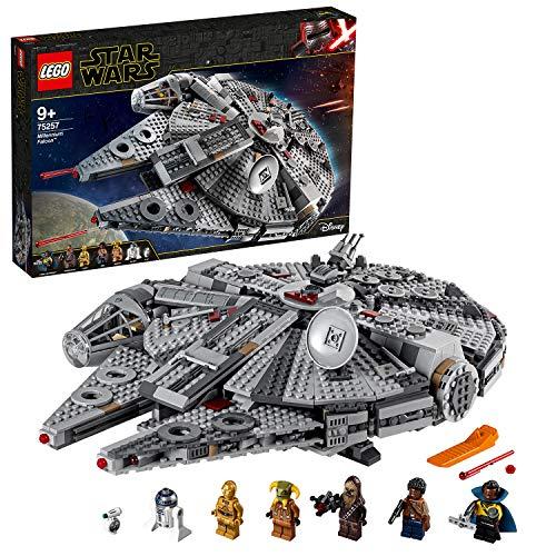 Jouet Lego Star Wars Millennium Falcon - 75257 (via coupon)