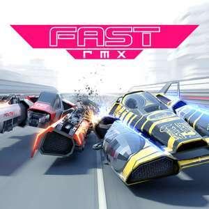 Fast RMX sur Nintendo Switch (dématérialisé)