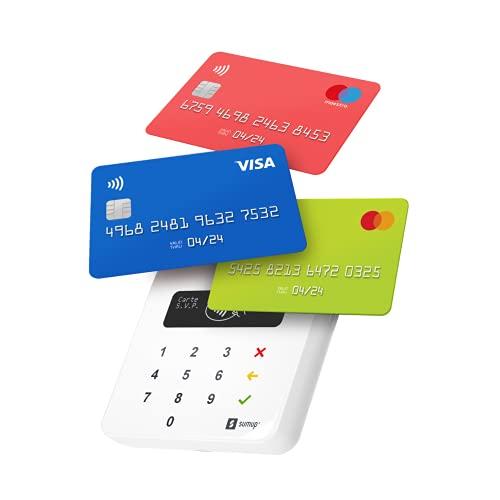 [Prime] Terminal de Paiement Carte Bancaire Mobile SumUp Air