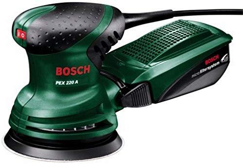 [Prime] Ponceuse excentrique filaire Bosch Easy PEX 220 A - 220W