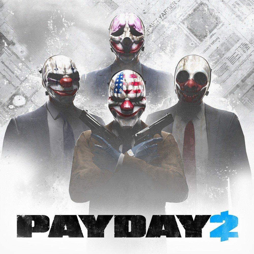 Jeu Payday 2 sur PC (Dématérialisé - Steam)