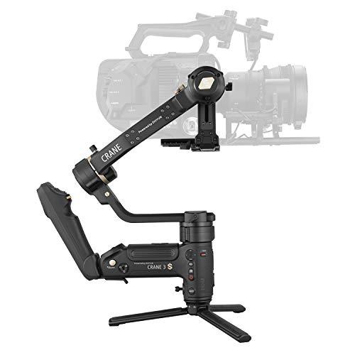 [Prime] Stabilateur 3 Axes pour Appareils photo DSLR & Camescopes Zhiyun Crane 3S - avec Poignée Smartsling (Vendeur tiers)