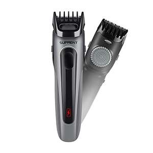 Tondeuse à barbe tout-en-un Suprent - 19 longueurs intégrées, chargement USB (vendeur tiers - via coupon)