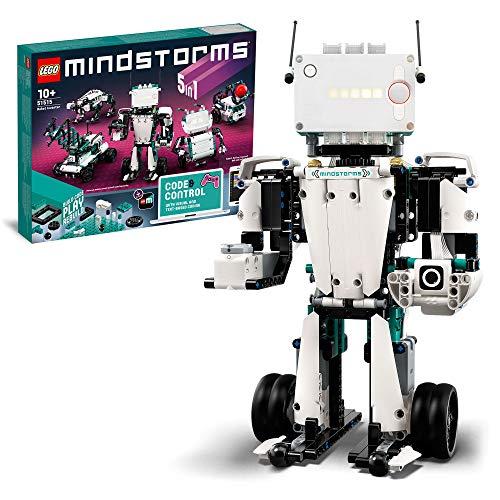 [Prime] Jeu de Construction Robotique 5-en-1 Lego 51515 Mindstorms Robot Inventor