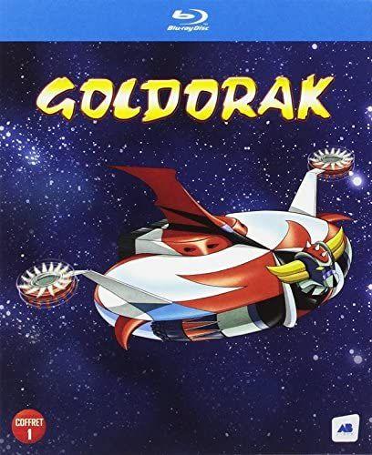 Sélection de coffrets Blu-ray Goldorak en promotion - Ex : Coffret 2 (Épisodes 28 à 53 - version non censurée)
