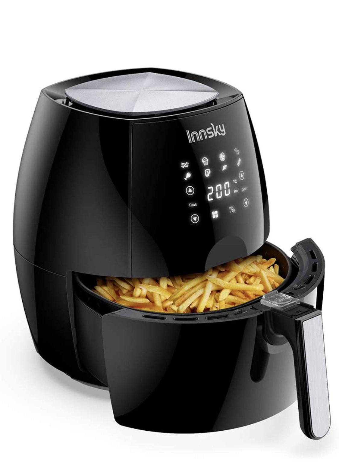 [Prime] Friteuse à cuisson sans huile Innsky - 5,5L