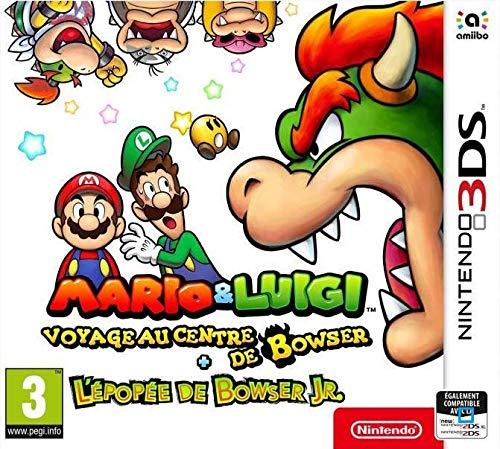 [Prime] Mario et Luigi Voyage au centre de Bowser + L'épopée de Boswer Junior sur Nintendo 3DS