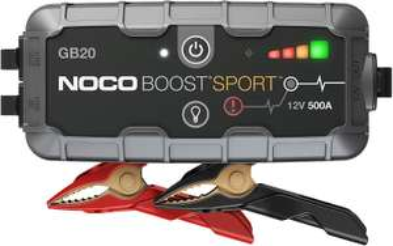 [Prime] Booster de Batterie au Lithium NOCO Boost Sport GB20, 12V 500A UltraSafe