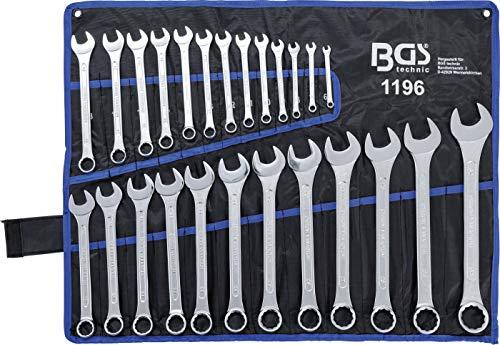 [Prime] Jeu de clés mixtes BGS 1196 - 6 à 32 mm, 25 pièces
