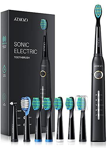 [Prime] Brosse à dents électrique Atmoko (Vendeur tiers)