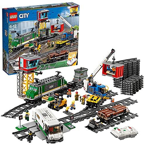 [Prime] LEGO 60198 City Le Train de Marchandises télécommandé