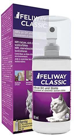 [Prime] Anti-stress Spray et Diffuseur Feliway Classic, 60 ml