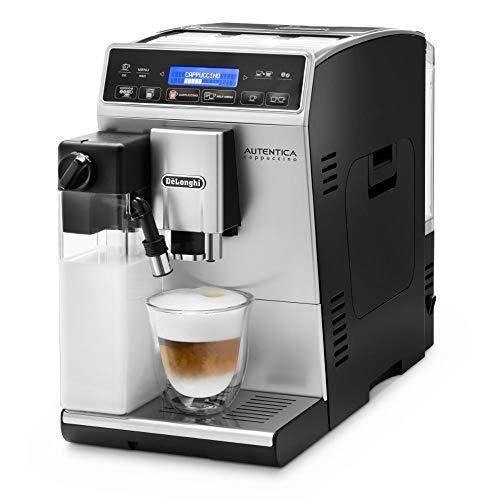 [Prime ES] Machine à café expresso automatique et boisson lactée DeLonghi ETAM29.660.SB