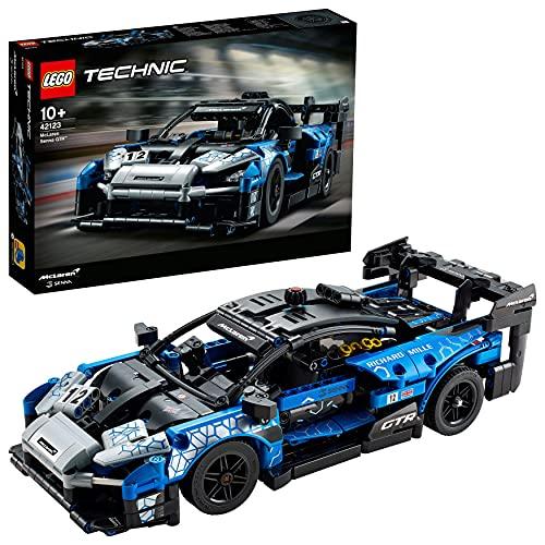 Jeu de construction Lego Technic 42123 - McLaren Senna GTR