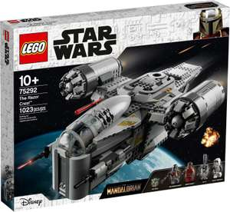 Jouet Lego Star Wars - Le Razor Crest (75292)