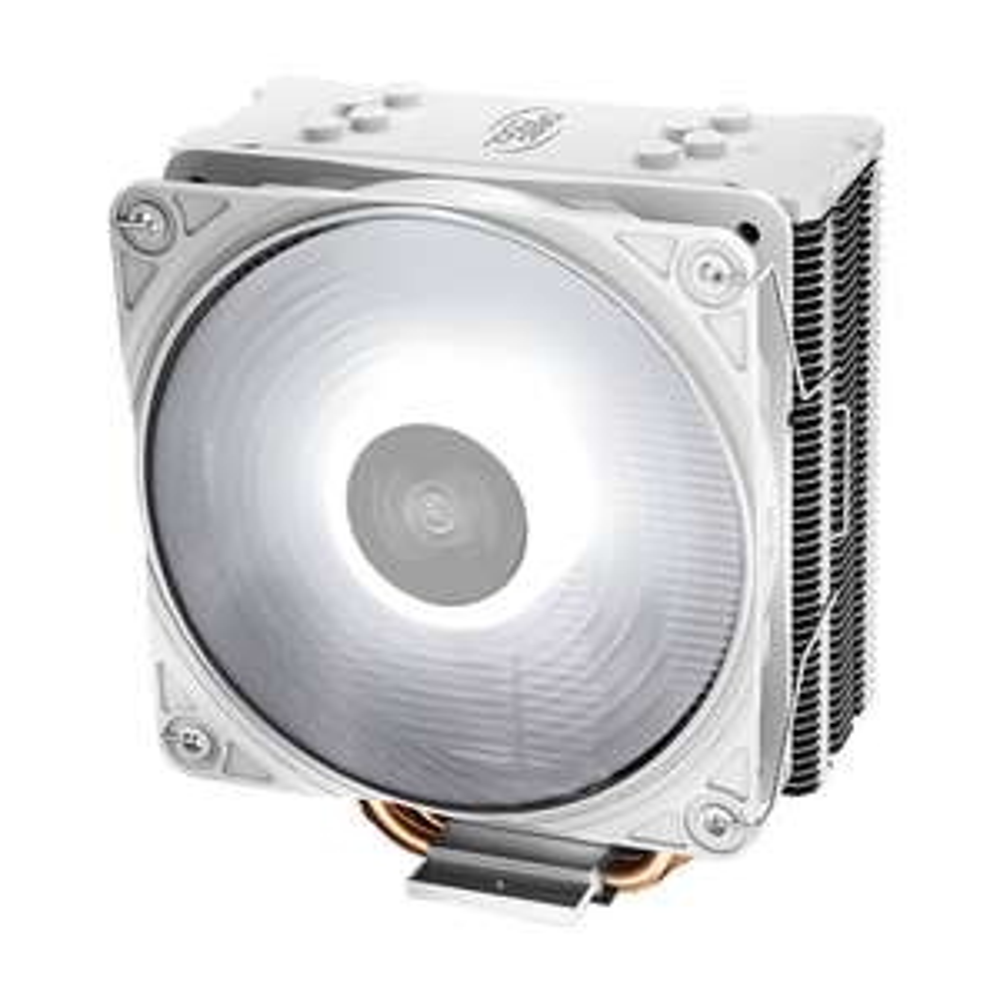 Sélection de ventirad deepcool en promo : ex Ventirad PC Deepcool Gammaxx GTE V2 White - PWM, 120 mm (vendeur tiers)