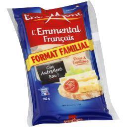 Fromage Entremont Emmental - 350gr (via BDR 0,6€)