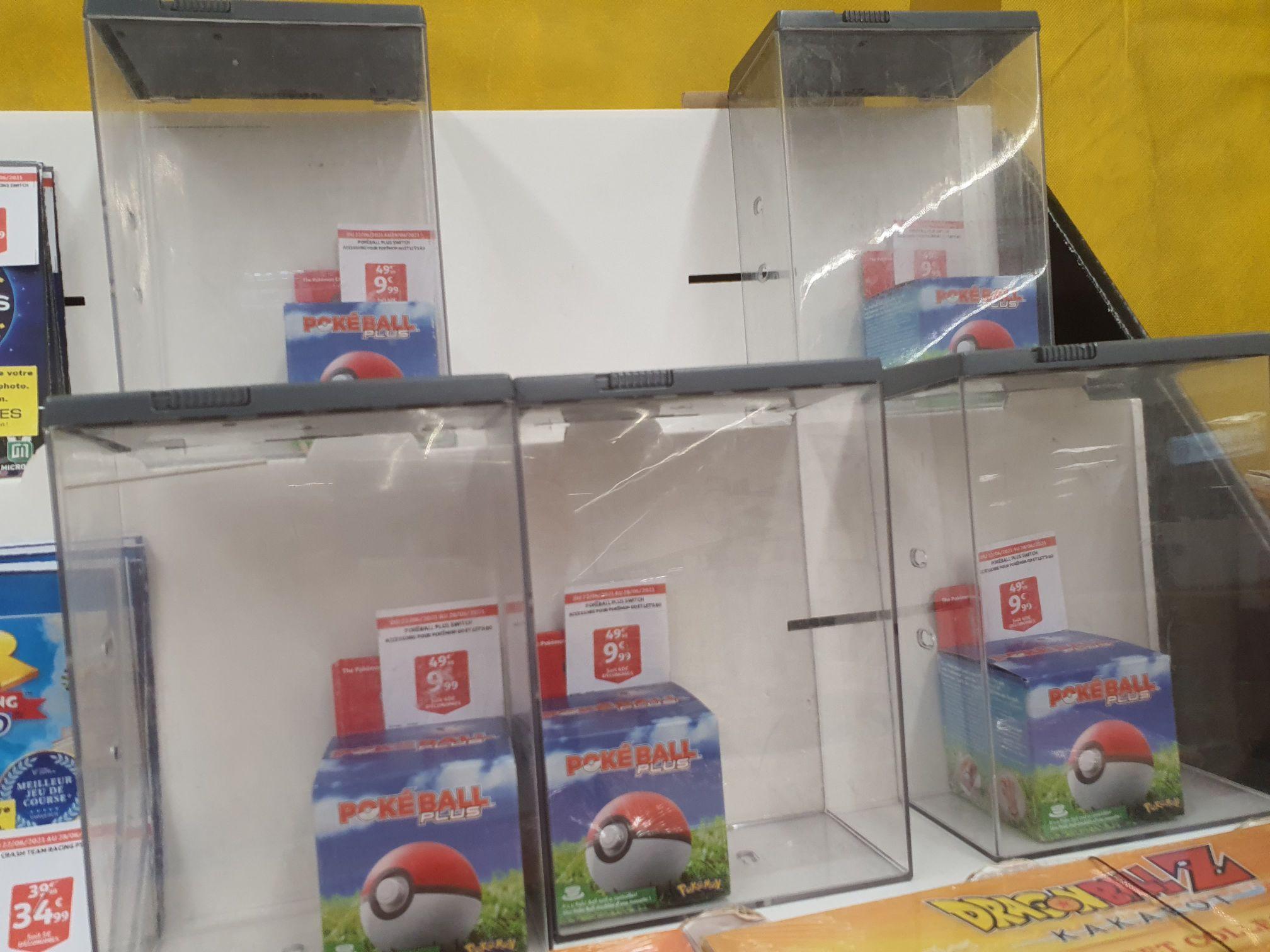 Accessoire Pokéball Plus pour Nintendo Switch - Le Havre (76)