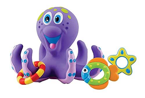 [Prime] Jouet de bain Nûby Floating Octopus - dès 18 mois