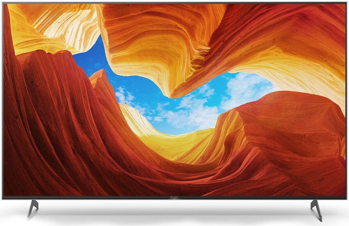 "TV 75"" Sony Bravia KE-75XH9095 - 4K UHD, 100 Hz, HDR10, Smart TV (frontaliers Allemagne)"