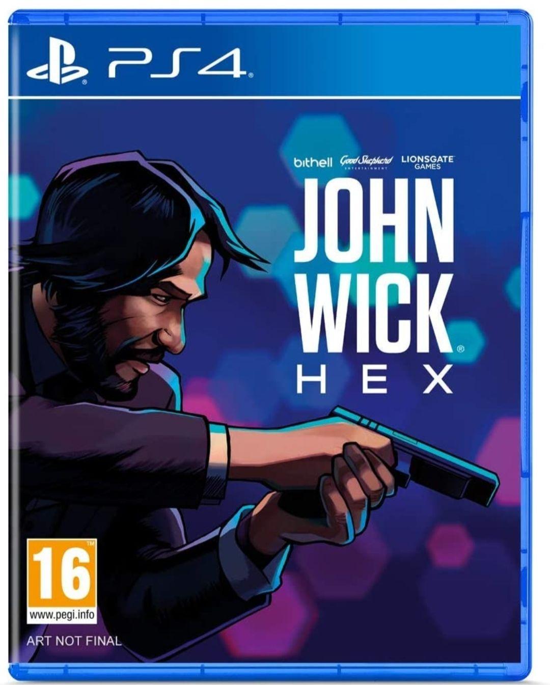 [Prime] John Wick Hex sur PS4