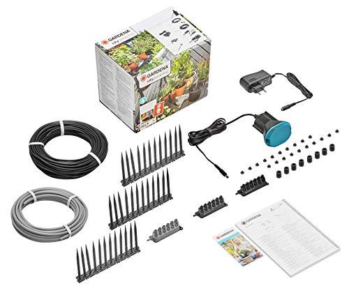 [Prime] Kit d'Arrosage de Plantes Gardena, Arrosage de jusqu'à 36 Plantes (1265-20)