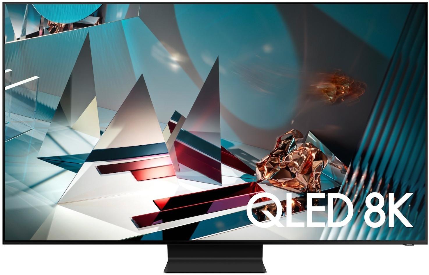 "TV 82"" Samsung QE82Q800T - 8K UHD, QLED, Tizen OS (frontaliers Suisse)"