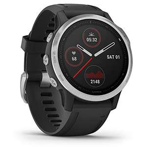 [Prime DE] Montre GPS connectée Garmin Fenix 6S - Noir