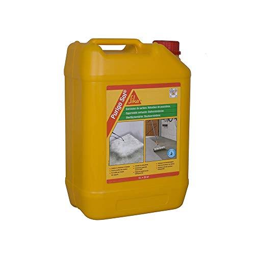 [Prime] Durcisseur de surface et réducteur de poussières pour béton Sika Purigo Sol - 5 L