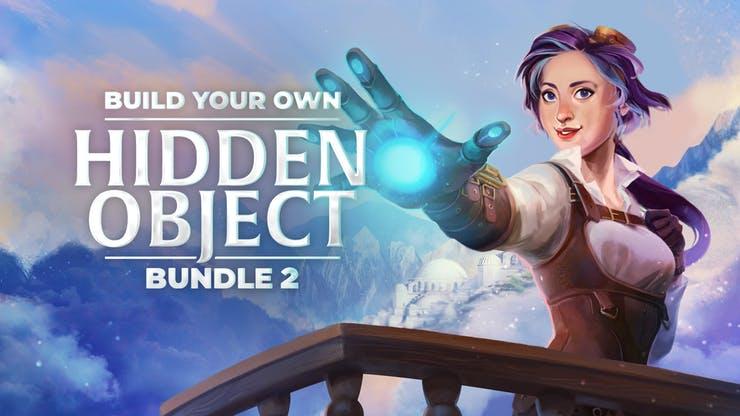 Bundle Hidden Object 2 : 1 jeu PC parmi une sélection pour 1€, 5 pour 2.99€ ou 10 jeux pour 3.99€ (Dématérialisé, Steam)